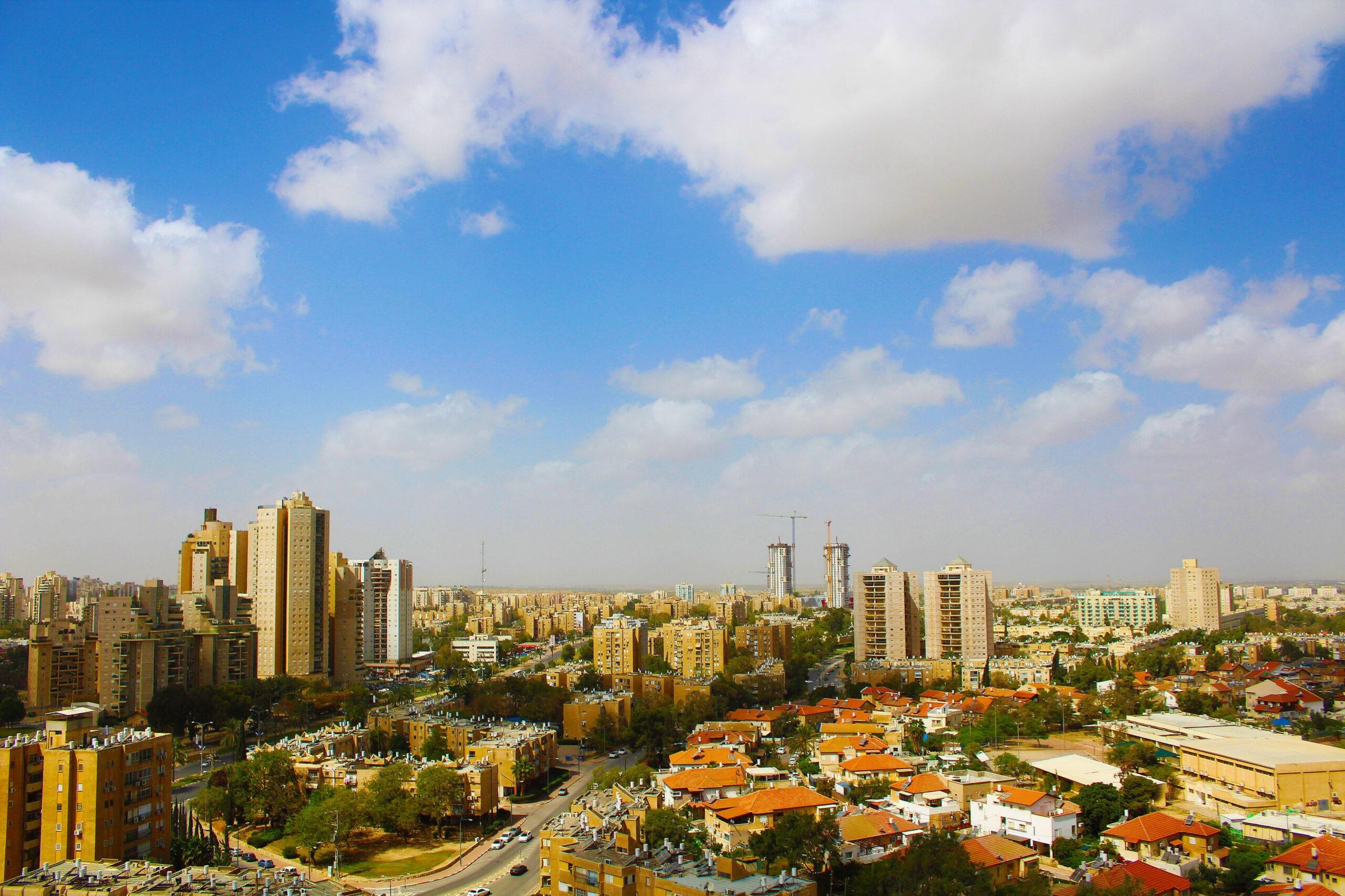 דירות להשקעה בבאר שבע 2021: השכונות המבוקשות ביותר