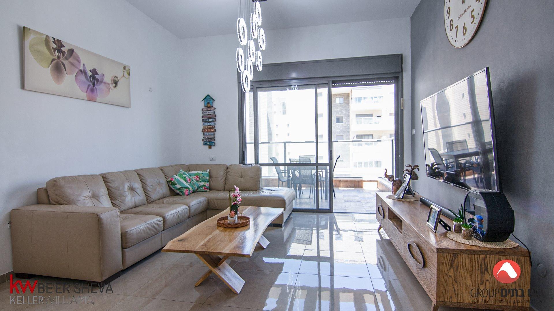 למכירה דירת 4 חדרים בפלח 5 בבאר שבע